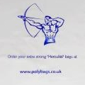 Clear Polymax Hercules Bags