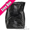 Free Box of Bio Black Sacks
