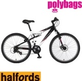 Halfords Mountain Bike