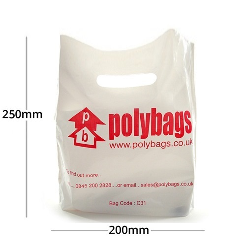 Mini Printed Carrier Bag