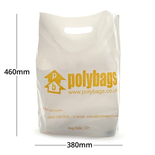 Premium Printed Carrier Bag