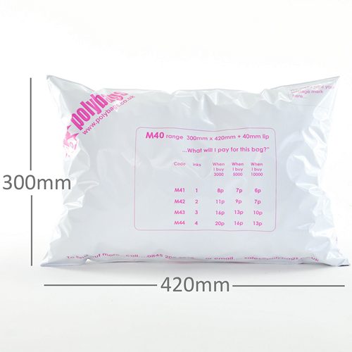 Regular Printed Mailing Bag