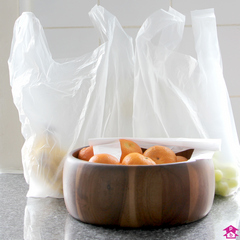 Polybags printed carrier bags