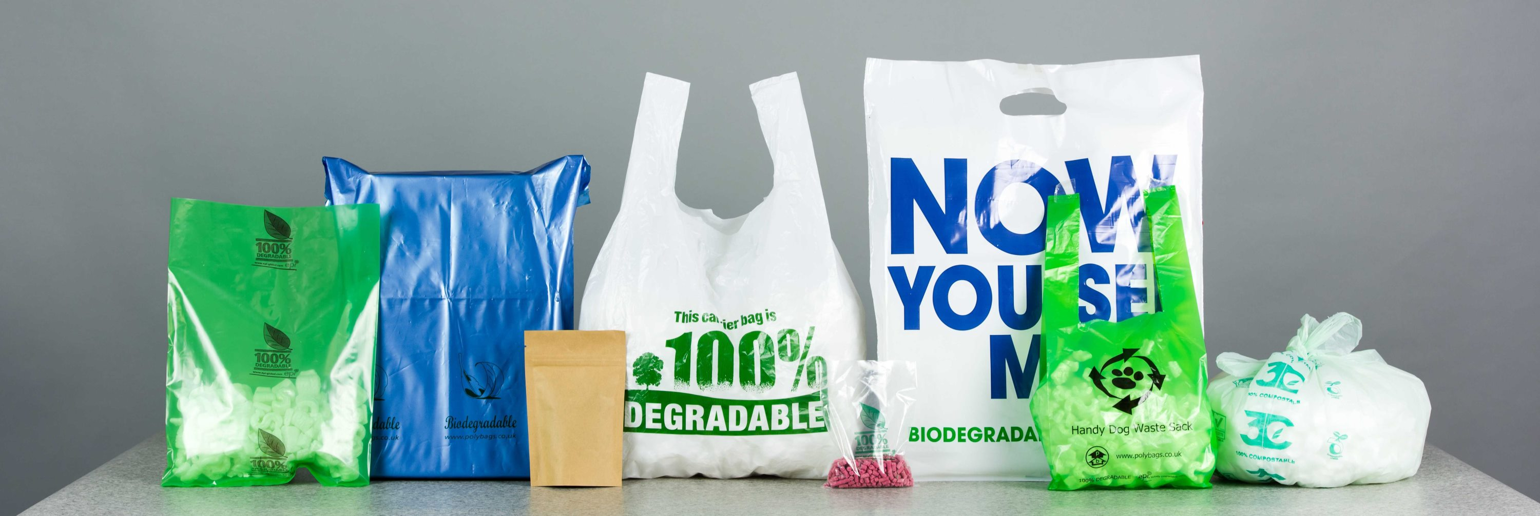 Eco-Friendly Packaging from Polybags