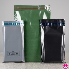100%-Recycled Mailing Bags