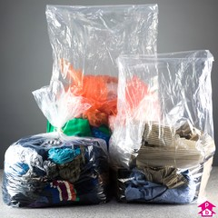 Clear Waste Bags