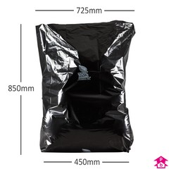 Biodegradable black sacks